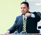 Vereador Edesio Fernandes repudia aumento na tarifa de energia