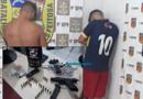 PM não dá trégua, mata foragido e prende outros dois durante troca de tiros em Porto Velho