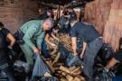 Denarc incinera mais de uma tonelada de entorpecentes em Porto Velho