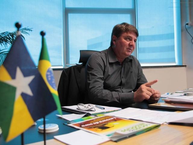 Evandro Padovani é confirmado novo secretário da Agricultura