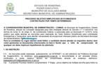 Abertas inscrições para Prefeitura de Guajará-Mirim com salários de até R$ 6.292