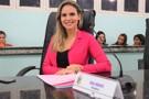 Carla Redano é eleita presidente da Câmara de Vereadores em Ariquemes