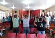Em assembleia, trabalhadores decidem pela greve no transporte coletivo a partir de segunda-feira