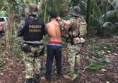 PF realiza operação e prende homem por invadir terra indígena em Rondônia