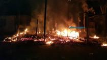 Homem embriagado é espancado por populares após incendiar casa da ex-mulher