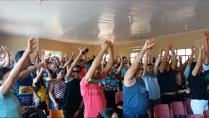 Vídeo: Mesmo após decisão do TRT, trabalhadores decidem manter greve no transporte coletivo