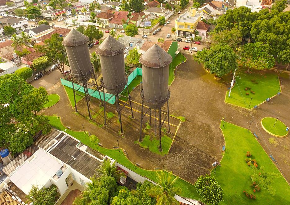 Nossa história: 104 anos de instalação do Município de Porto Velho
