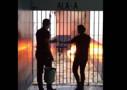 Apenadas incendeiam colchões em Vilhena durante protesto por visitas