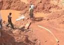 Homem morre soterrado por barranco em garimpo de Itapuã do Oeste