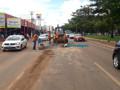 Dnit inicia operação tapa-buracos na Avenida Jorge Teixeira, em Porto Velho
