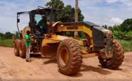 Trabalho de Edésio pela comunidade Terra Santa é destacado