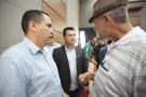 Marcelo Cruz participa de encontro de associações e cooperativas sobre agricultura familiar