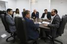 Prefeito de Porto Velho relata preocupação com licenciamentos durante encontro com deputados