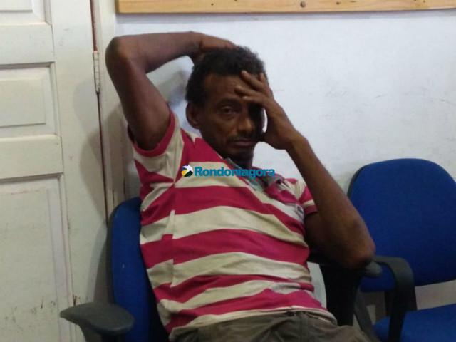 Homem confessa assassinato e alega que matou desafeto para se vingar dos constantes roubos