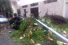 Forte temporal mata pelo menos cinco pessoas no Rio de Janeiro