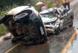 Três pessoas morrem em colisão na BR-364, em Vilhena