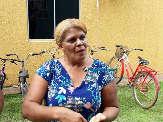 Moradores reclamam da falta de tratamento de esgoto no residencial Porto Belo IV, na Capital