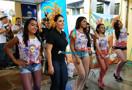 """""""Tudo junto e misturado - #ElaSim"""" é o tema da Banda do Vai Quem Quer deste ano; Fotos e vídeos"""