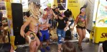 Feijoada reúne imprensa na sede da Banda do Vai Quem Quer