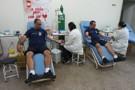 Alunos do Curso de Formação de Sargento doam sangue em Cacoal