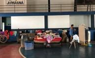 Nível do Rio Machado sobe e quatro famílias são retiradas de casa