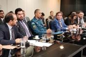 No Ministério das Minas e Energia, deputados estaduais exigem fim do aumento da tarifa em Rondônia