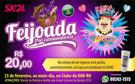 Feijoada pré-carnavalesca da Banda do Vai Quem Quer será neste sábado, na Sede da OAB