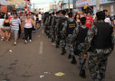 PM começa execução de policiamento ostensivo no Carnaval