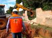 Área da Infraero: Prefeitura abre acesso para comunidades isoladas pela cheia do Madeira
