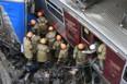 Trens colidem e deixam feridos no Rio de Janeiro