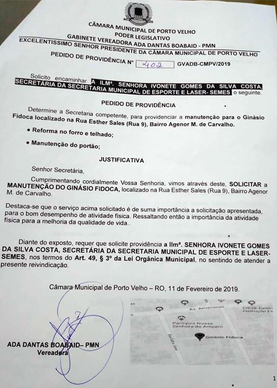 """Condenada por chamar professora de """"quenga"""", Ada Dantas ataca secretária e exige reforma de ginásio que é do Estado"""