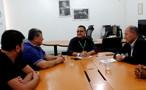 Deputado Chrisóstomo busca apoio junto ao Incra para produtores rurais de Pimenteiras D'Oeste