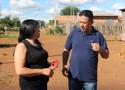 Edesio Fernandes visita bairro Cascalheira e se coloca a disposição da comunidade
