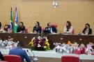 Presidente da Assembleia anuncia projeto que proíbe contratação de condenados pela Lei Maria da Penha