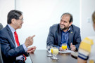 Laerte Gomes discute acordos e investimentos com presidente da Câmara de Comércio e Indústria Brasil China