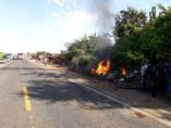 Vídeo: Motorista morre em grave acidente na BR-364; Carro ficou totalmente destruído