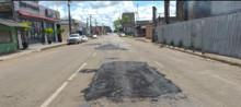 Prefeitura da Capital realiza serviços em várias ruas