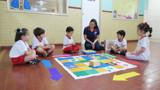 Educação Infantil do Laura Vicuña com nova coleção didática e robótica