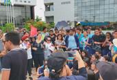 Vídeo: Alunos e professores aumentam protestos em Porto Velho contra a morte de Joselita Félix