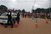 Mulher morre ao ser atropelada por carro na Zona Leste de Porto Velho; filho ficou ferido