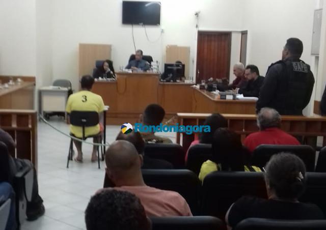 Condenado a 16 anos de prisão, o homem que matou ex-mulher por não concordar com separação