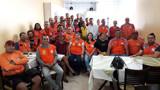Edesio Fernandes realiza confraternização em comemoração ao Dia da Defesa Civil