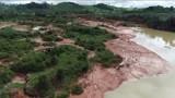 Vídeo: Após rompimento de barragem em Machadinho, MPs recomendam suspender licença da Metalmig