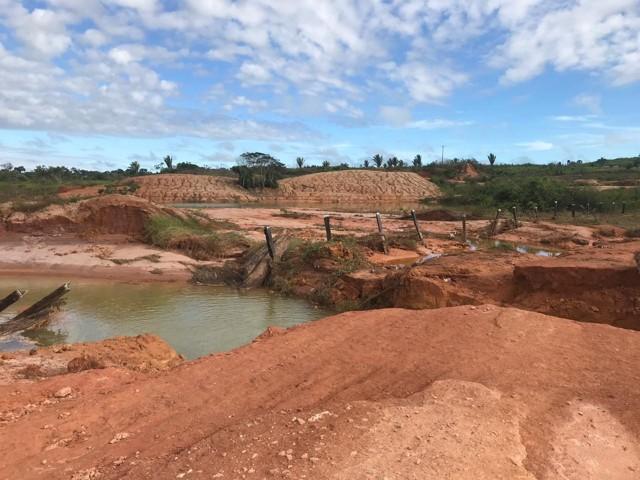 Mapa de inundação está sendo elaborado após rompimento em barragem na região de Machadinho