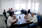 Deputado Alex Silva se reúne com lideranças comunitárias e garante apoio