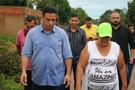 Após reuniões com presidentes de associações, vereador Edesio Fernandes visita comunidades