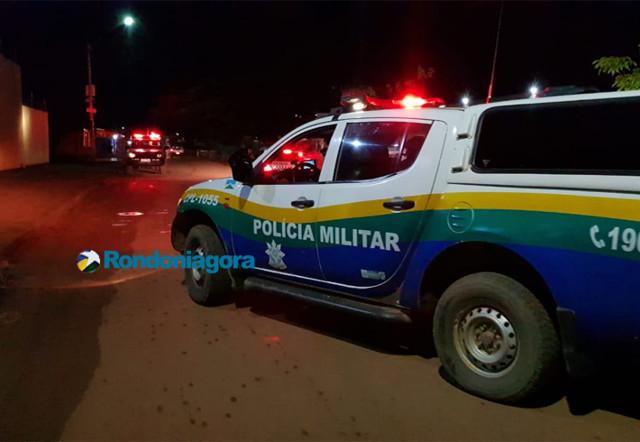 Dupla encapuzada executa jovem com seis tiros em frente da Prefeitura de Alto Alegre