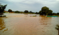 Vídeo: Forte chuva deixa Alta Floresta isolada; rio transborda e 150 famílias ficam desabrigadas