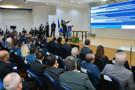 Hildon Chaves destaca ações de combate a corrupção em evento com Sérgio Moro