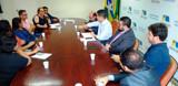 Sindeprof discute pautas dos agentes comunitários de saúde e agentes de combate a endemias na Prefeitura